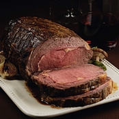 Kansas City Steak Co. Garlic & Herb Encrusted Prime Rib 4.5-5.0 lb.