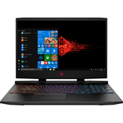 HP Omen 15.6 in. Intel Core i7 2.6GHz 8GB RAM 512GB SSD Gaming Notebook