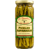 Gambino's Spicy Pickled Asparagus 16 oz. 6 ct.