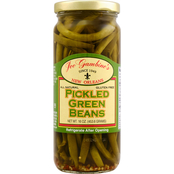 Gambino's Spicy Pickled Green Beans 16 oz. 6 ct.