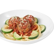 The Gourmet Market Oak Stove Pasta and Chicken Meatball Prepared Meal 5 pk.