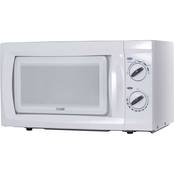 Commercial Chef .6 cu. ft. Counter Top Microwave