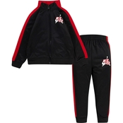 Jordan Infant Boys Jumpman Classics Zip Jacket and Jogger Pants 2 pc. Set