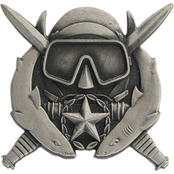 Army Special Operations Diver Supervisor, Pin-On