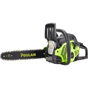 Poulan PL3314 14 in. 33cc 2-Cycle Gas Chainsaw