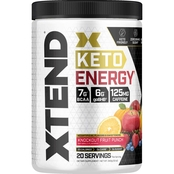 Scivation Xtend Keto Energy 20 Servings