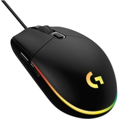 Logitech G203 LIGHTSYNC Wired Gaming Mouse