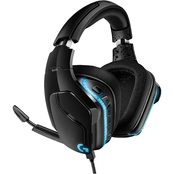 Logitech G635 7.1 Surround Sound LIGHTSYNC Wired Gaming Headset