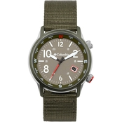 Columbia Watches Men's / Women's Outbacker 3 Hand Date Olive 22mm Watch CSC01-008