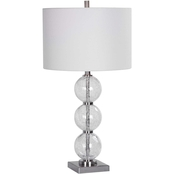 Uttermost James 15 in. Table Lamp