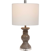 Uttermost Mason 13 in. Table Lamp