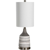 Uttermost Mia 9 in. Table Lamp