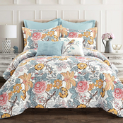 Lush Decor Sydney 7 pc. Comforter Set