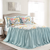 Lush Decor Sydney 3 pc. Bedspread Set