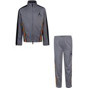 Jordan Full Zip Jacket and Joggers 2 pc. Track Set