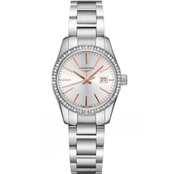 Longines Women's Conquest Classic 29mm Stainless Steel Watch L22860726