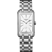 Longines DolceVita Stainless Steel Watch L55124116