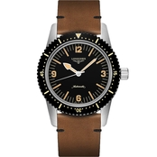 Longines Skin Diver Watch 42mm Stainless Steel Automatic L28224562
