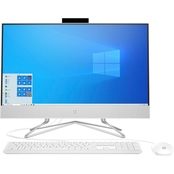 HP 23.8 in. AMD Athlon Silver 2.3GHz 4GB RAM 256GB SSD Touch All-in-One