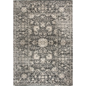 Rizzy Home Panache Floral Distress Area Rug