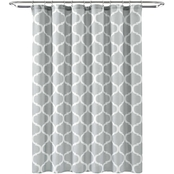 Lush Decor Single Geo Shower Curtain 72 X 72 in.