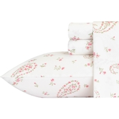 Laura Ashley Bristol Paisley 4 pc. Sheet Set