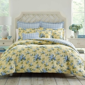 Laura Ashley Cassidy Comforter Bonus Set
