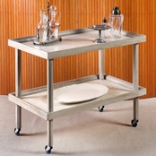 Handy Kitchen Island or Bar Cart Assembly (1 pc.)