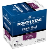 Trilliant North Star French Roast K-Cup Coffee 18 ct.
