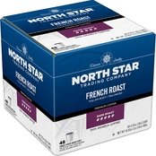 Trilliant North Star French Roast K-Cup Coffee 48 ct.
