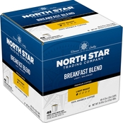 Trilliant North Star Breakfast Blend K-Cup Coffee 48 ct.