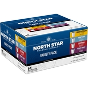 Trilliant North Star Variety K-Cup Coffee 80 ct.