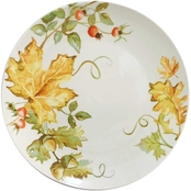 Gibson Home Country Harvest Dinner Plate