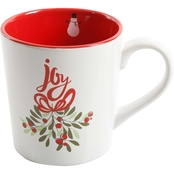 Gibson Home 15.5 oz. Joy Mug