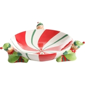 Gibson Home Elf Candy Bowl