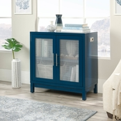 Sauder Vista Key Collection Accent Storage Cabinet