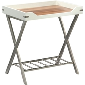 Sauder Vista Key Collection Side Table