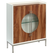 Sauder Vista Key Collection Accent Cabinet