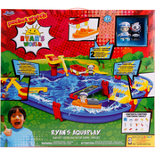 Jada Toys Ryan's World Aqua Playset