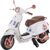 KidTrax Disney Vespa Scooter 6Volt Electric Ride On