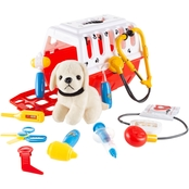 Hey! Play! Complete Veterinary 11 pc. Toy Set