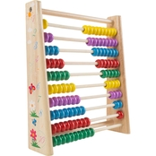 Hey! Play! Wooden Abacus Math and Counting Toy