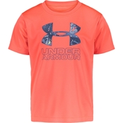 Under Armour Toddler Boys Grit Branded Tee