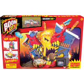 Moose Toys Boom City Racers Fireworks Factory Playset