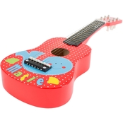 Hey! Play! Kids Toy Acoustic Guitar with 6 Tunable Strings