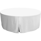 Tablevogue 72 in. Round Table Cover