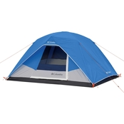 Columbia 4 Person Fiberglass Reinforced Pole (FRP) Tent