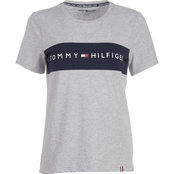 Tommy Hilfiger Sport Slim Crew Neck Logo Color Block Tee