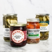 The Gourmet Market Tipsy Pickle Collection