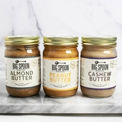 The Gourmet Market Nutty for Big Spoon Collection